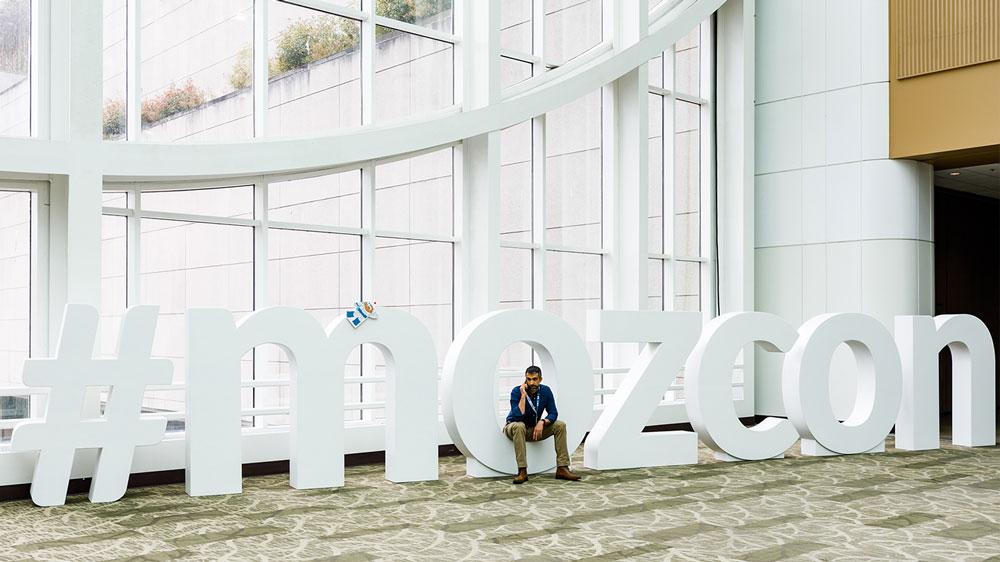MozCon letters
